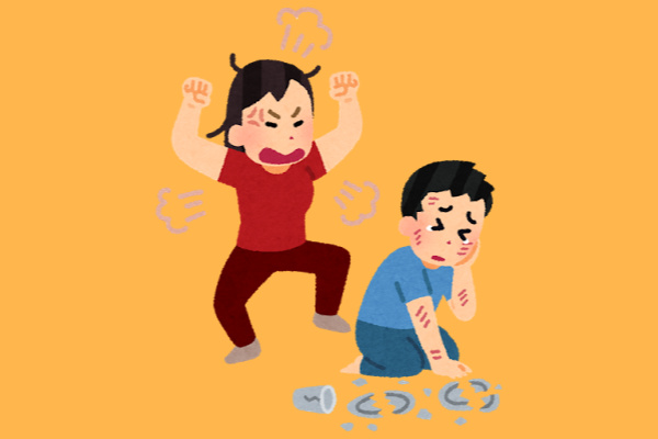 dv妻からの暴力に苦しんでいる方へ 男の離婚110番